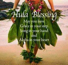 Hula blessing for YOU! Love and hugs coming your way too! Hawaii Hula, Aloha Hawaii, Hawaii Vacation, Hawaii Travel, Italy Vacation, Polynesian Dance, Polynesian Culture, Hawaiian Luau, Hawaiian Islands
