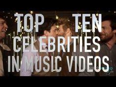 Top 10 Celebrities in Music Videos (Quickie) - http://music.tronnixx.com/uncategorized/top-10-celebrities-in-music-videos-quickie/