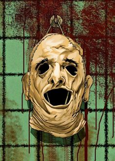 leatherface of the texas chainsaw massacre Horror Villains, Horror Movie Characters, Texas Chainsaw Massacre, Horror Monsters, Horror Icons, Classic Horror Movies, Arte Horror, Creepy Art, Vintage Horror