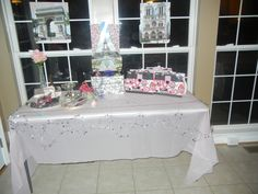 The Design Center....glitter, yarn, fancy jewels,  and lots more!
