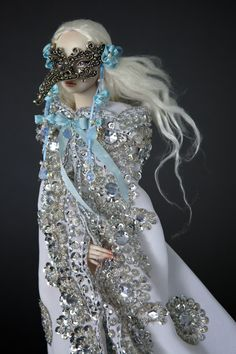 An Enchanted Doll™ by Marina Bychkova Costumed Engraved OOAK Porcelain BJD | eBay