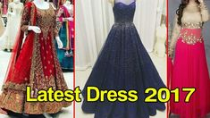 Latest Indian Long Gown Dresses | Ladies Fashion Dresses 2017 | Stylish Indian Gowns | Time U Time - https://www.fashionhowtip.com/post/latest-indian-long-gown-dresses-ladies-fashion-dresses-2017-stylish-indian-gowns-time-u-time/