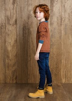 NEW - Skinny ink jeans #FW14 #KIDS #BOYS