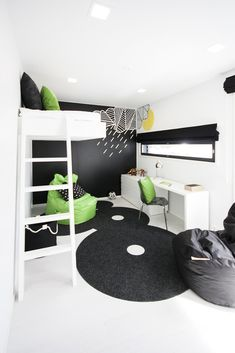 """Acquire fantastic suggestions on """"bunk bed designs for teens"""". They are actually on call for you on our internet site. Girl Room, Girls Bedroom, Teenage Room, Teen Rooms, White Nursery, Kids Room Design, Kid Spaces, Room Themes, Room Inspiration"""