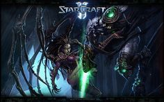 Beautiful Starcraft II Wallpapers – Best Of