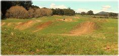 Tips On Building Motocross Tracks Dirt Bike Planet Dirt Bike Track, New Dirt Bikes, Mt Bike, Dirt Bike Wedding, Motocross Tracks, Mountain Biking Quotes, Dirt Bike Helmets, Recumbent Bike Workout, Bicycle Maintenance