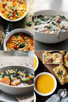 10 Fast and Easy Soup Recipes