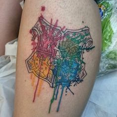 52 Insanely Colorful And Creative Tattoos