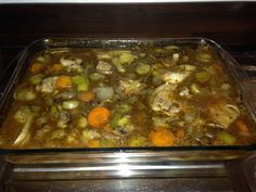 Lady Jade's chicken Casserole #winterwarmers