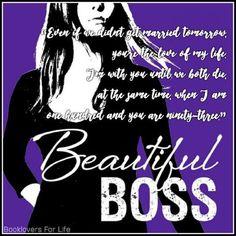 Beautiful Boss by Christina Lauren