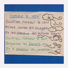 Primary French Immersion Resources: Air activities in grade 2 French Lessons, Spanish Lessons, Spanish Teaching Resources, French Resources, Spanish Activities, Work Activities, Alphabet Activities, Teaching Tools, Grade 2 Science