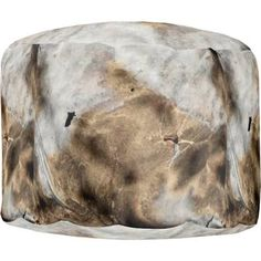 leather pouf - Google Search