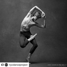 "#Repost @nycdanceproject  ""For me dancing is not a selfish thing.  It's not something you need to do for you.  It's a gift you've been given and you need o share that with the rest of the world.  When I choreograph I don't do it for myself I do it to make the audience feel something and it can be anything - love pain happiness or sorrow.  It think it's so crucial especially now with our smartphones and internet.  I want to create a space where you can breath and enjoy being exactly where you…"