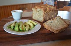 Recette de pain maison sans gluten et vegan!