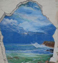 Wall Mural - Mission Beach, CA