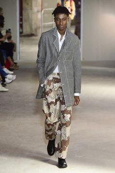 Études Spring 2019 Ready-to-Wear Collection - Vogue