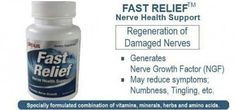 Specially formulated combination of vitamins, minerals, herbs and amino acids to help support healthy nerve cells and nervous system. May reduce symptoms from nerve pain & discomfort. www.alegarcia.myplexusproducts.com/products/fast-relief-nerve-health-support