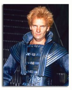 "Sting as Feyd-Rautha of the Harkonnen in ""Dune"" (David Lynch, 1984)"