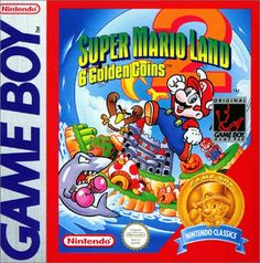 Super Mario Land 2 : 6 Golden Coins. I remember one of my classmates getting this cartridge stuck in his Game Boy...don't know if he ever got it out...