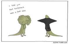 Simpsons animator Liz Climo's cute and funny animal comics