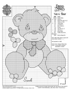 Free Printable Cross Stitch Patterns
