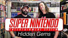 Hidden Gems for Super Nintendo! These are some of the best and most fun games few people know about. Mega game collector John Hancock shows some of the games he recommends for SNES fans to play and add to their collection.