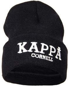 Sigma Kappa Knit Hat by Adam Block Design | Custom Greek Apparel & Sorority Clothes | www.adamblockdesign.com