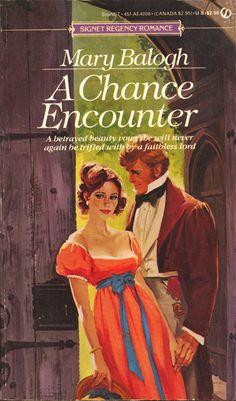 Mary Balogh - A Chance Encounter December, 1985
