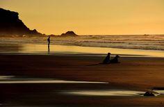 #Beach Praia do Amado, Aljezur, Algarve, Portugal | Photo by Diogo Candeias, via http://blog.turismodoalgarve.pt