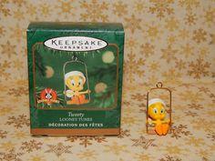 Hallmark Miniature Ornament 2000 Tweety Looney Tunes 962B   eBay