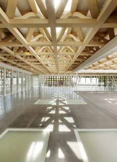 Aspen+Art+Museum+/+Shigeru+Ban+Architects