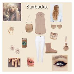 """""""Starbucks"""" by fashion-is-luv on Polyvore"""