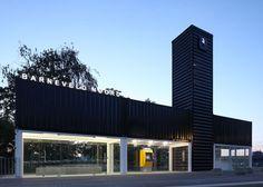 Estação de Trem na Holanda   NL Architects   http://www.bimbon.com.br/projeto/estacao_de_trem_na_holanda