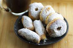 Brown-Sugar Apple Cider Doughnuts
