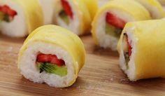 Fruit Sushi (Fruitshi!) Recipe