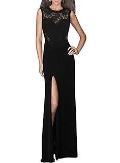 PAKULA Women's Floral Lace Sleeveless Vintage Long Dress PAKULA http://www.amazon.com/dp/B00V9QPDGK/ref=cm_sw_r_pi_dp_eFVTvb0ZJX8Z3