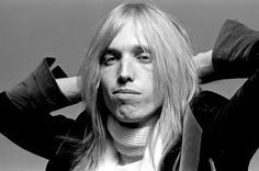 Tom petty young  Article in 40th anniversary tour