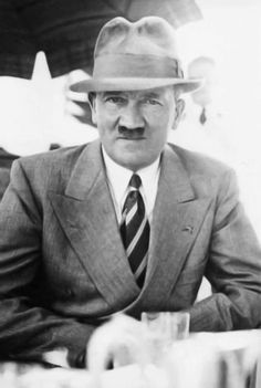 Hitler as a leader essay