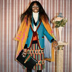 Gucci's pre-fall 2017 campaign spotlights a cast of all-black models. Called 'Soul Scene', Glen Luchford captures a party of young people at London's Mildmay… Seydou Keita, Gucci Pre Fall 2017, Gucci 2017, Northern Soul, Missoni, Glen Luchford, Gucci Ad, Gucci Campaign, Haussmann
