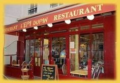 L' Epi Dupin  11, rue Dupin, 75006 Paris  01 42 22 64 56