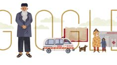 What do you think about this article? Let us know in the comments below!! Today's Google doodle honors the Abdul Sattar Edhi, a man who dedicated his life to providing social services for those in need: Please Like and Share!  Thank you!
