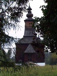 Matysova Muzeum.SK - Drevené kostolíky na Slovensku