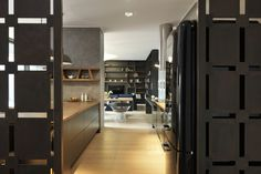 Show Flat by GAO Arhitects