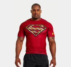 Men's Under Armour® Alter Ego Compression Shirt. This is amazing, but bigger question...why is this not made for women?