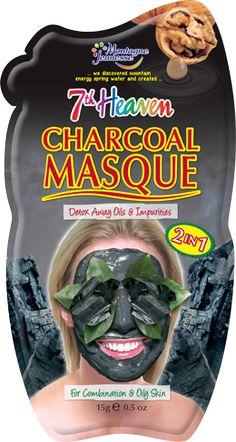 Charcoal Masque | 7th Heaven | Montagne Jeunesse