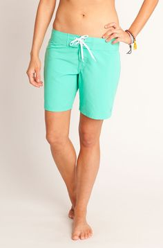 Women' Paddler Short from Carve Designs -- Low-rise and made of quick-drying micro-fiber. This color is killer!