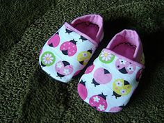 Robeez style crib shoes Baby shoes for summer | The Seamery
