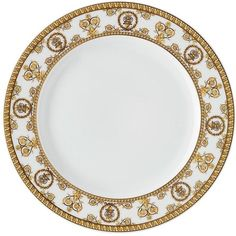Versace Home I Love Baroque Fruit Plate (370 RON) ❤ liked on Polyvore featuring home, kitchen & dining, dinnerware, versace, baroque plates, fruit plate, versace dinnerware and fruit dinnerware