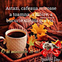 Good Morning, Tableware, Gifts, Autumn, Bom Dia, Buen Dia, Dinnerware, Presents, Bonjour