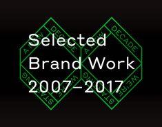 "Check out this @Behance project: ""Selected Work 2007 — 2017"" https://www.behance.net/gallery/61168043/Selected-Work-2007-2017"